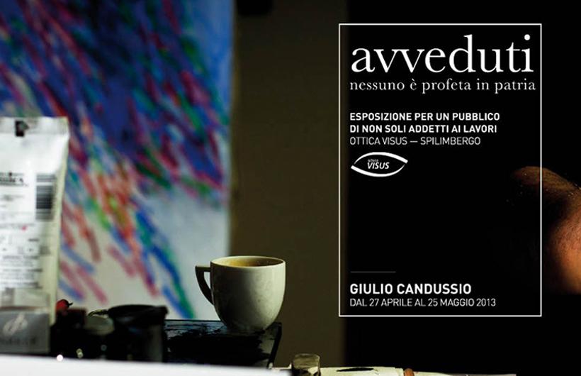 Giulio Candussio . mosaico, dialogo con lo spazio, ricerca di armonie compositive